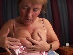 Granny Loves Playing Alone
