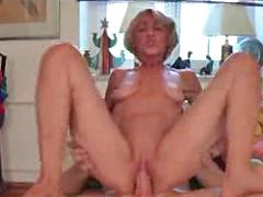 Skinny Granny Fucks More