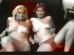 Classic Porn With Several Hot Sluts Getting Nailed