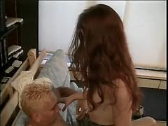 Lucy Diamonds Loves Getting Her Pussy Fucked In All Positions