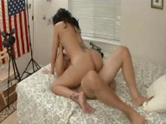 Slutty Housewife With Big Tits Gets Eaten Out And Fucked