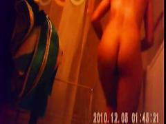 Hidden Cam In The Changing Room Nice Tits