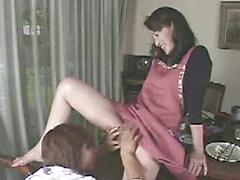 Asian Hottie Gets Her Twat Eaten And Filled
