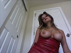 Hot Sexy Chick Gets Undressed For After Having A Smoke
