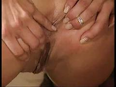 Hot Model With Perfect Tits Fucked In Both Holes
