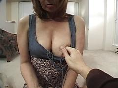 Horny Wife Is Seduced And Made To Strip Down