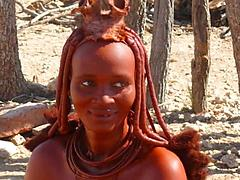 Pretty African Sluts Show Off Their Natural Titties