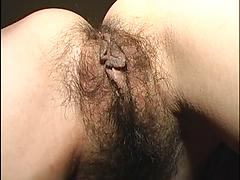 Super Close Ups Of Sweet Hairy Asian Pussies