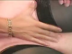 Marcel Lee And Mature Angelika Have A Go