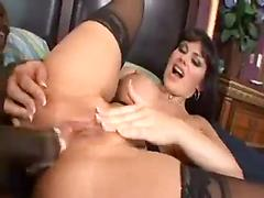 Horny milf fucks her daughters boyfriend...when he comes to visit