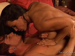 A sensuous couple gets wild and super hot while fucking rock-hard HD
