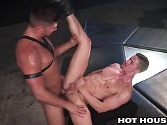 Rough, Hard & Intense With Skyy Knox